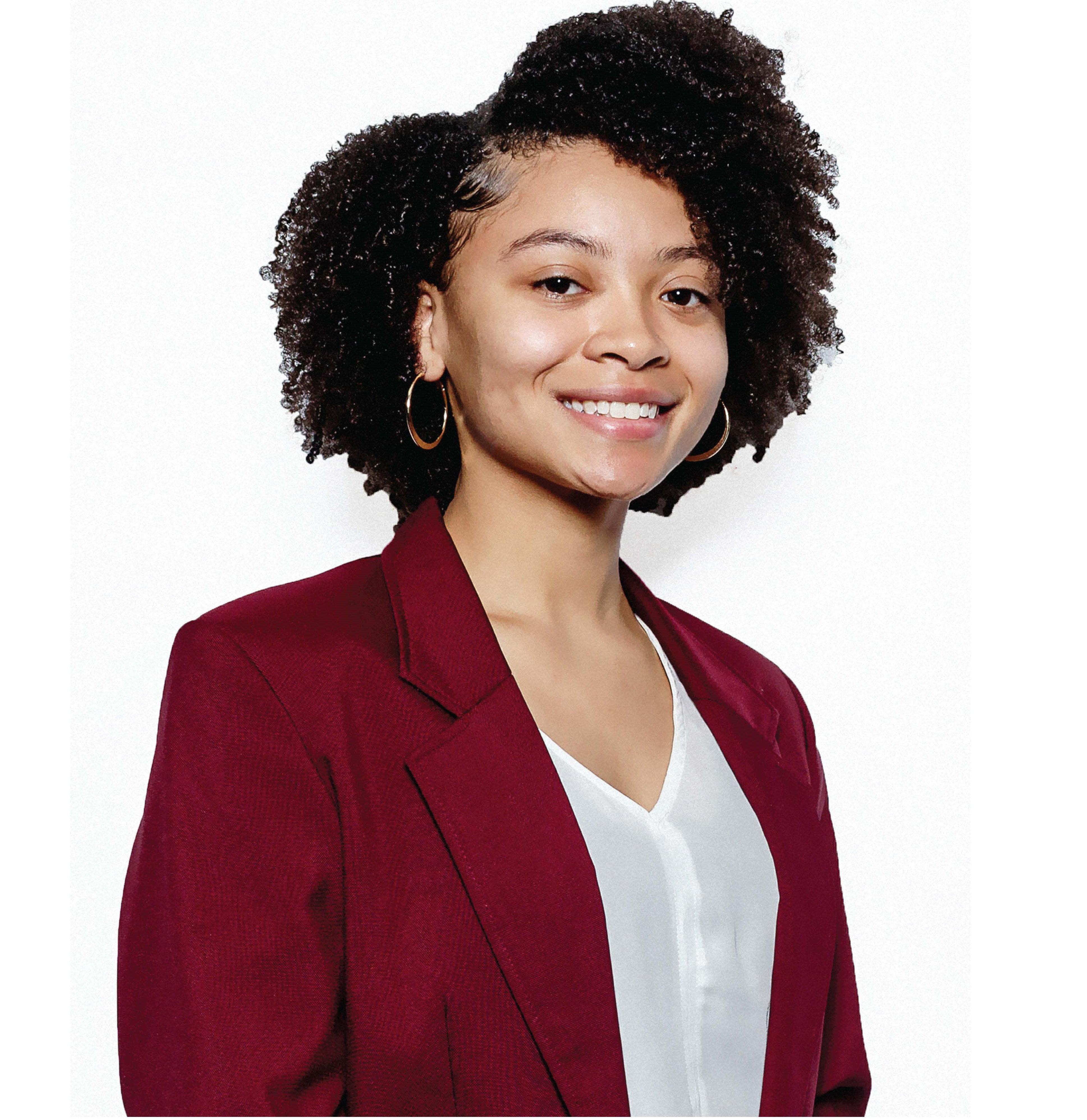 Alabama A&M University Scholarship Recipient
